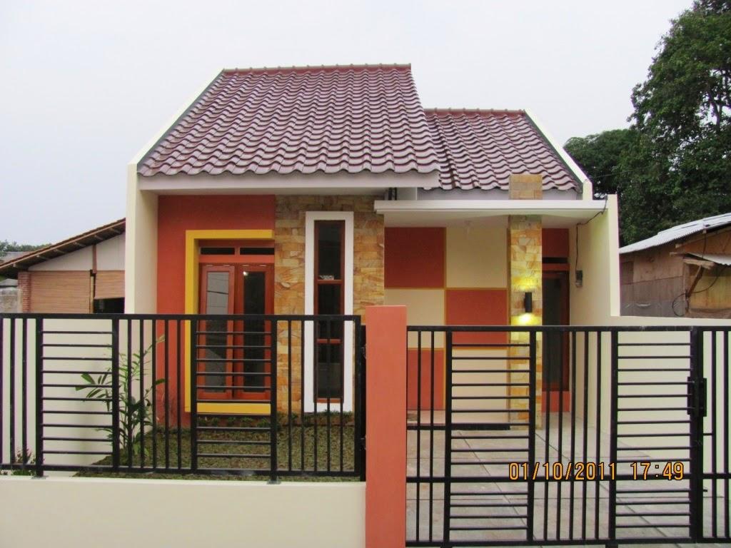Desain Rumah Minimalis 1 Lantai Modern  Gambar Foto