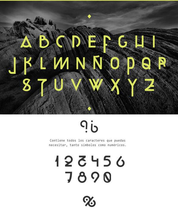 Free Font - Kuban Free Font