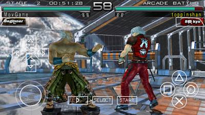 Tekken File For Ppsspp Download