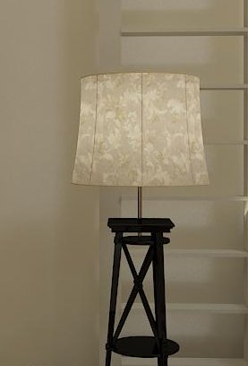 Jun Aguelo - 3D artist: Create lamp shade material in 3D Max and Vray