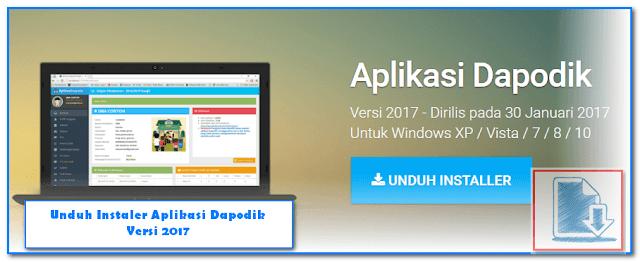Download Aplikasi Dapodik Versi Terbaru Tahun 2017