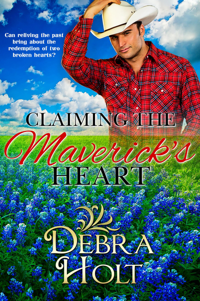 Claiming the Maverick's Heart cover