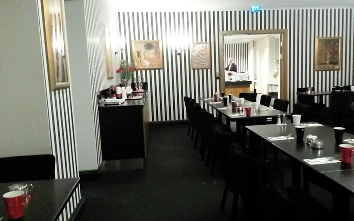 Lahden paras aamiainen Solo Sokos Hotel Lahden Seurahuoneella