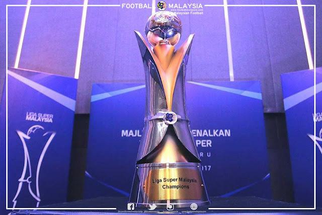 Jadual Liga Super Kelantan 2018