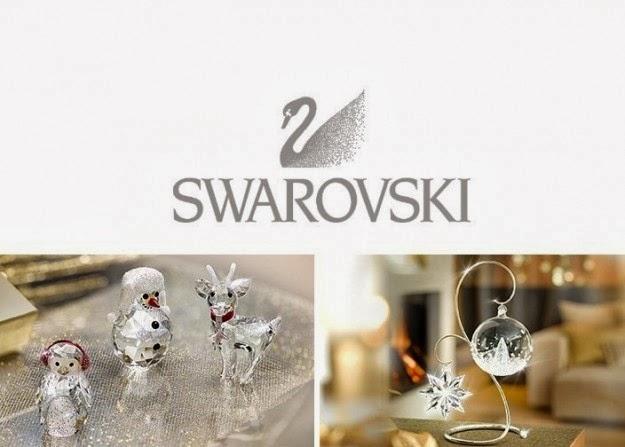 DECORAZIONI NATALIZIE SWAROVSKI 2013