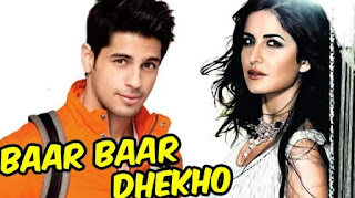 Baar Baar Dekho full movie online bluray Hd download