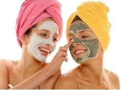 facial mask how to use