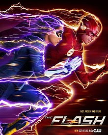 The Flash S05 English Episode 1 720p HDTV x264 300MB