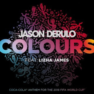 Jason Derulo ft Lizha James- Colours (Oficial Áudio)
