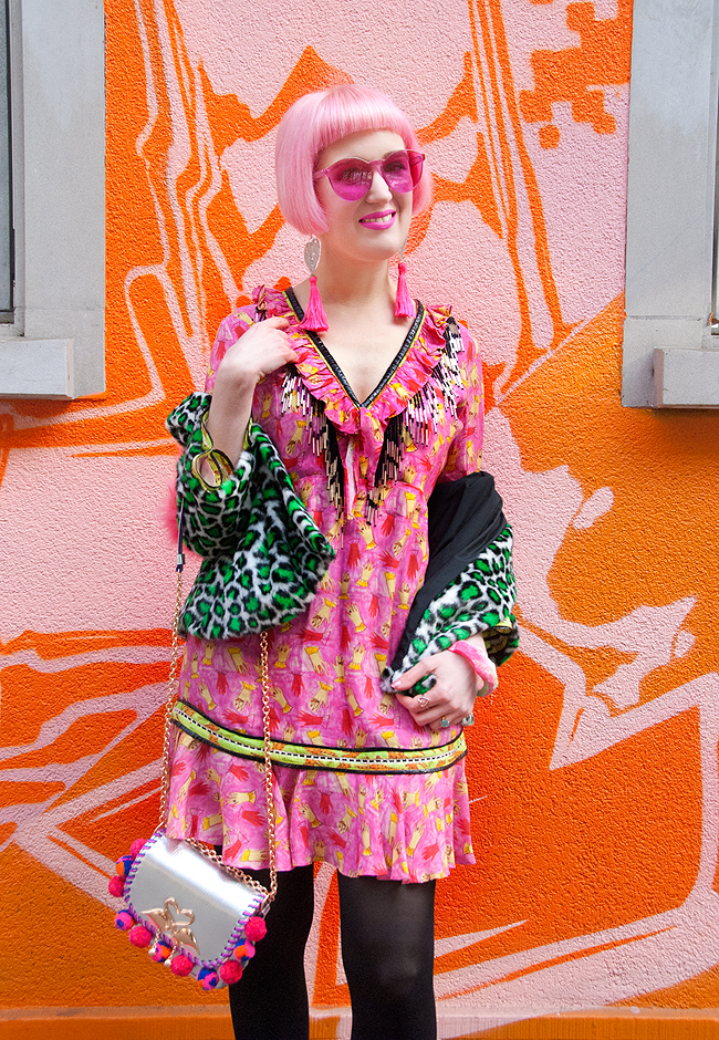 Celia B, blogger look, street style