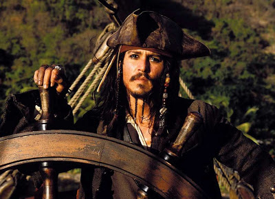 Johnny Depp Captain Jack Sparrow Pirates of the Carribbean 5 movieloversreviews.blogspot.com