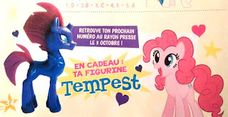 MLP Magazine Tempest Shadow Figure