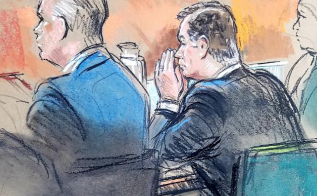 Mueller has 3 times the evidence for next Manafort trial
