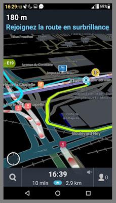 تطبيق Waze, افضل برنامج خرائط اندرويد, افضل برنامج خرائط 2019, أفضل برنامج ملاحة للأندرويد 2019, افضل برنامج خرائط 2019, برنامج خرائط بدون نت للاندرويد مجانا, أفضل برنامج ملاحة للأندرويد 2019