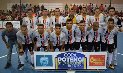 Resultado de imagem para fotos da copa potengi de futsal 2018