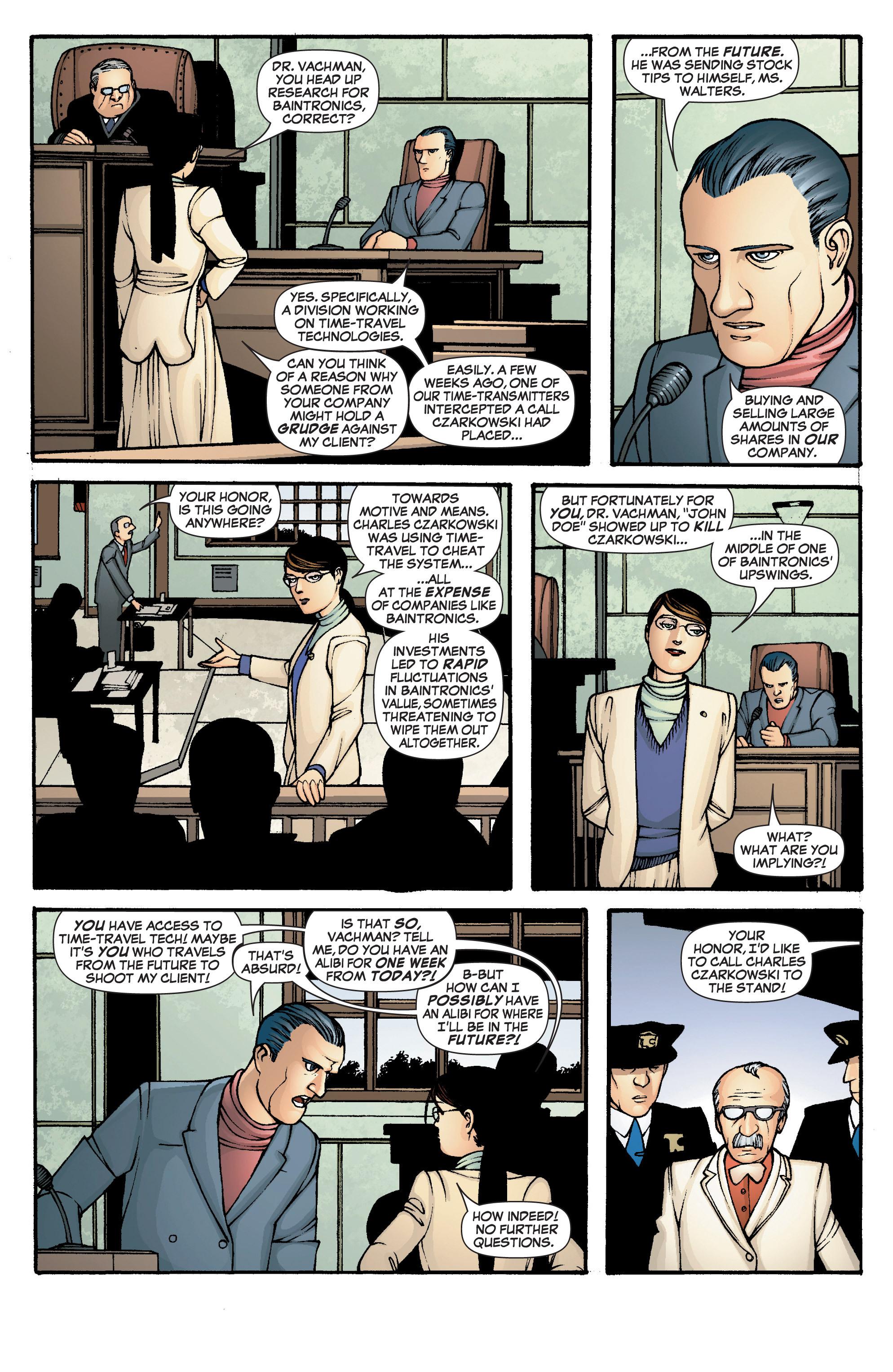 Read online She-Hulk (2005) comic -  Issue #2 - 13