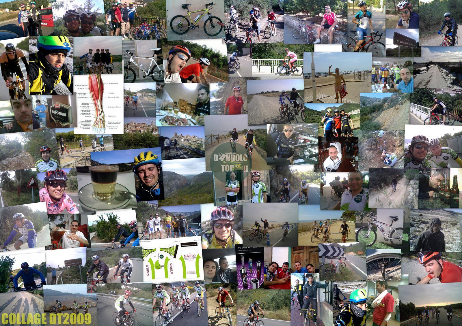 DÁNDOLO TODO!!!: COLLAGE DT 2009: LA HISTORIA DE DÁNDOLO TODO!!!