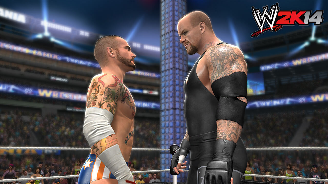 تحميل لعبة WWE Raw