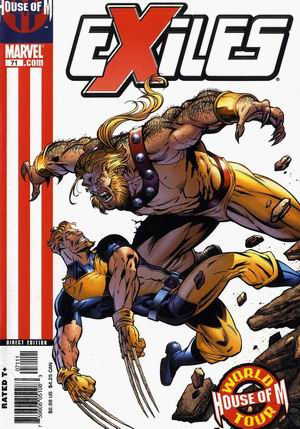 House of M: Exiles #71 PDF