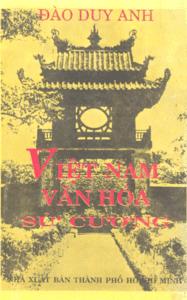 Việt Nam Văn Hoá Sử Cương