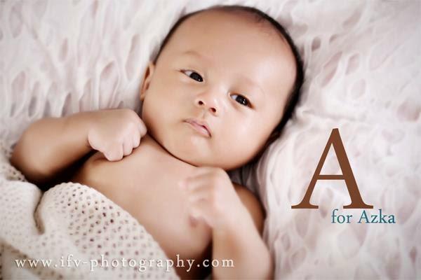 Paket foto newborn baby