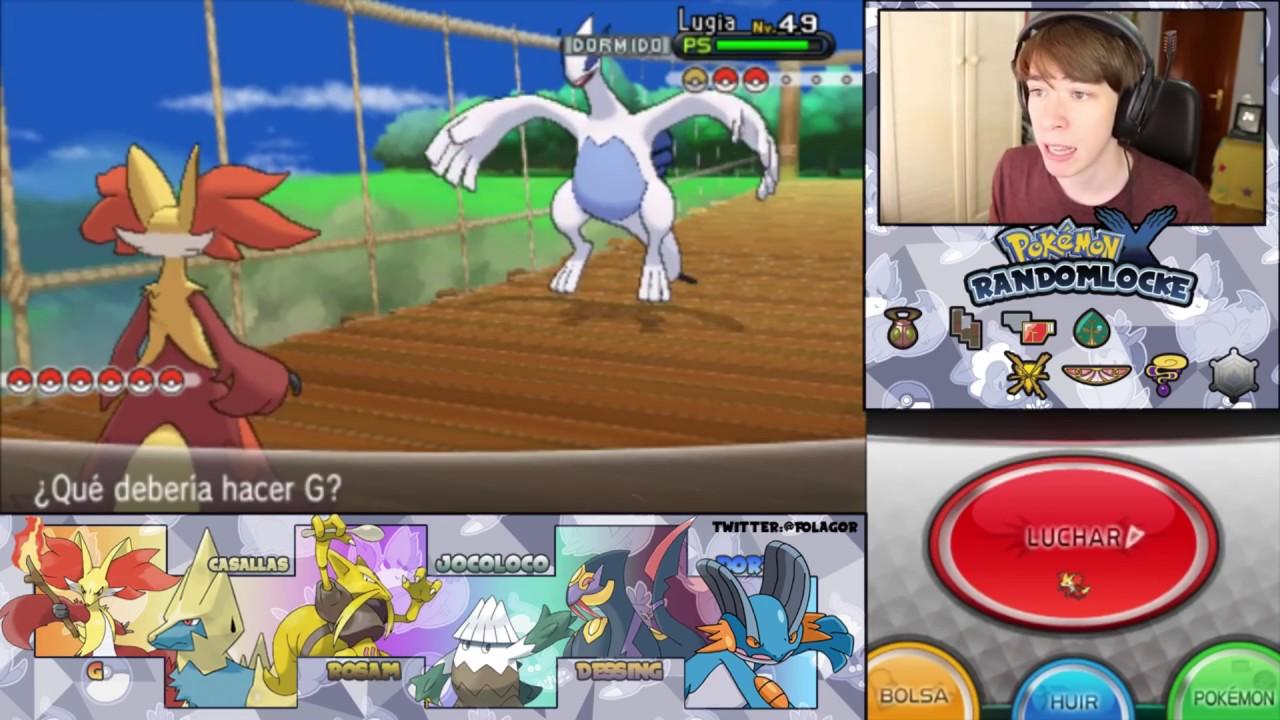 descargar pokemon x para pc español