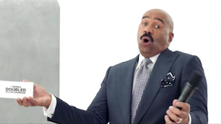 Steve Harvey SB Ad Clowns Miss Universe Debacle