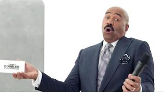 Steve Harvey SB Ad Clowns Miss Universe Debacle