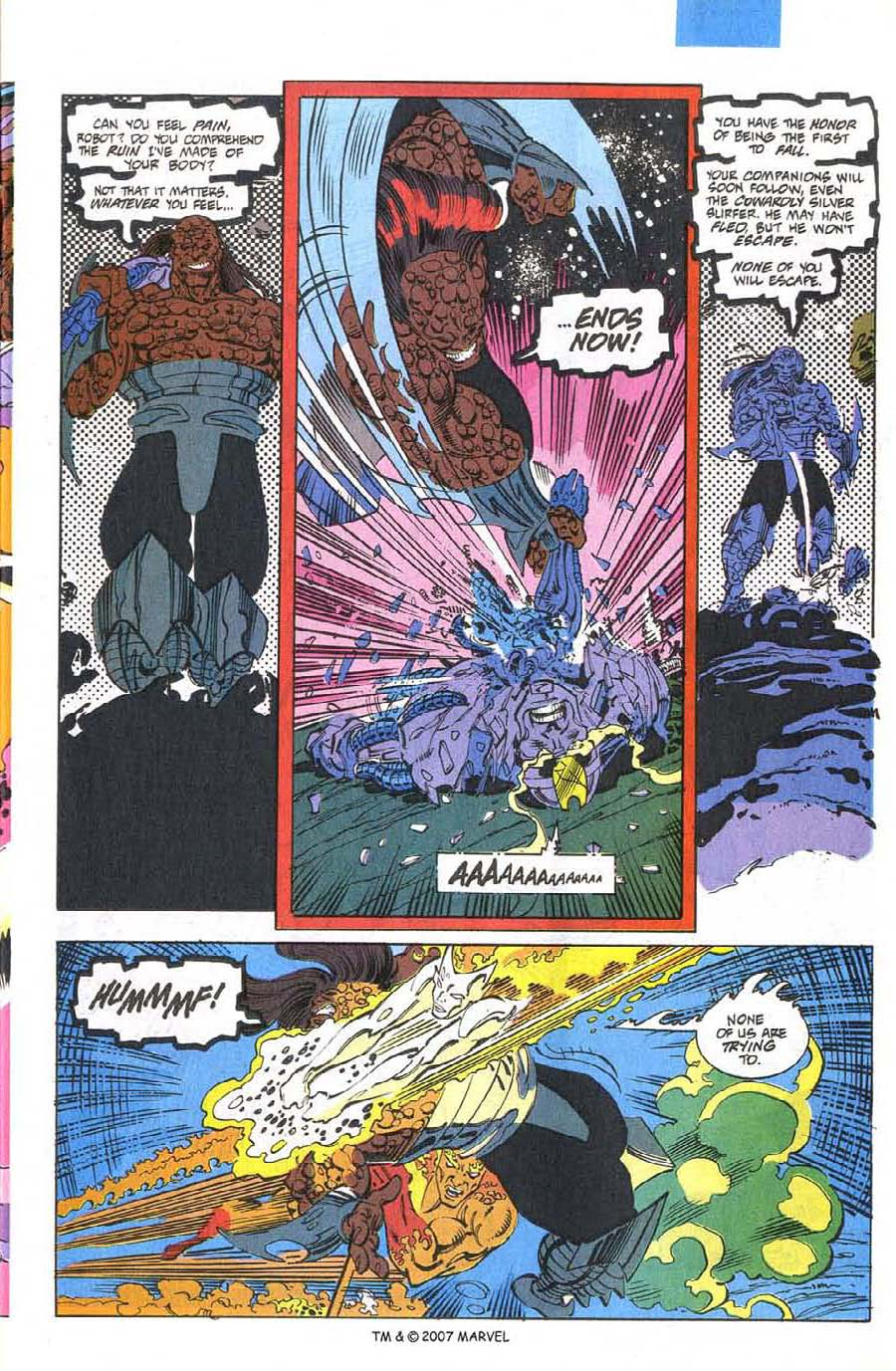 Read online Silver Surfer (1987) comic -  Issue #75 - 19