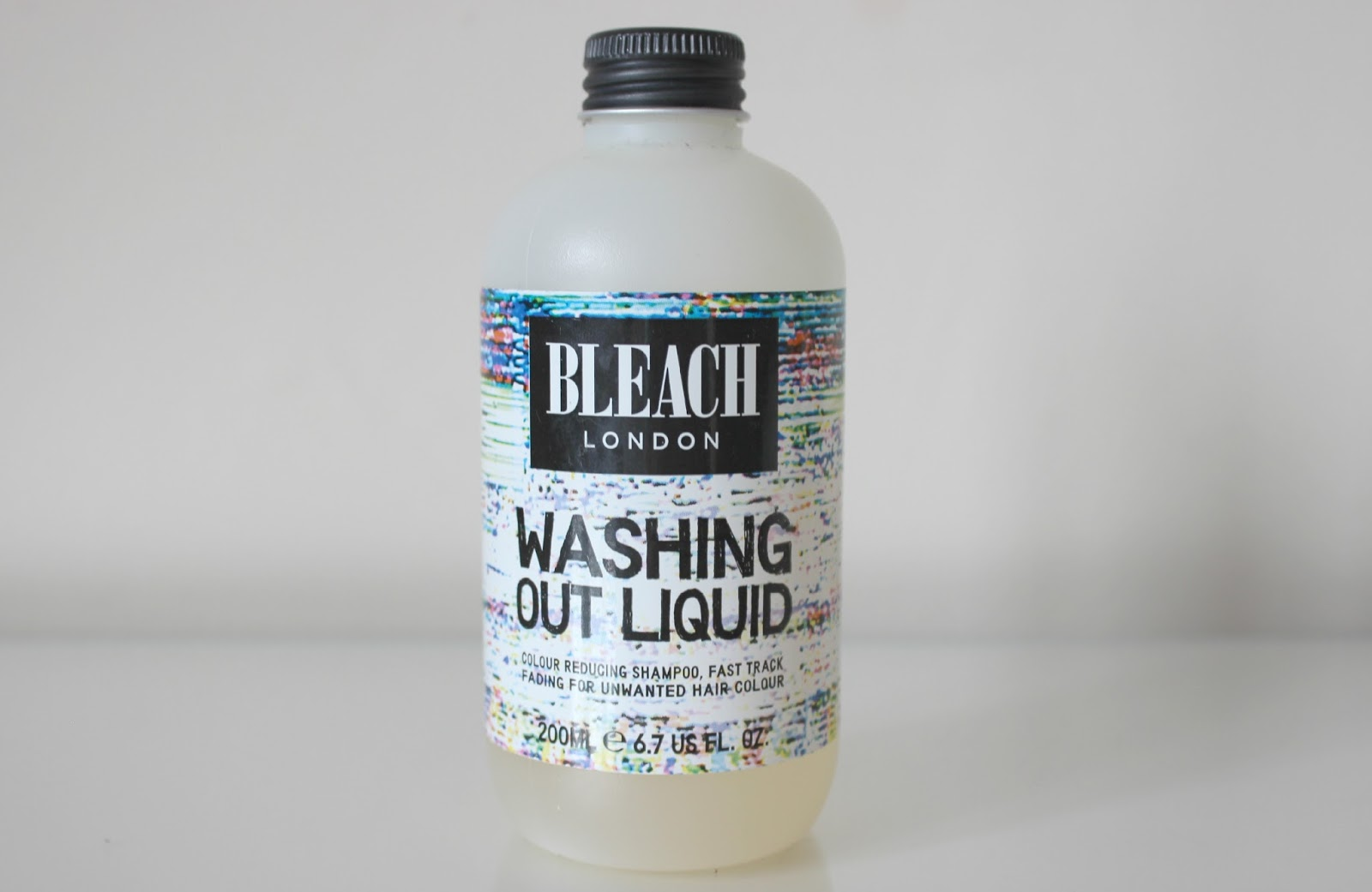 A picture of Bleach London Washing Out Liquid