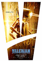 Valerian and the City of a Thousand Planets Movie Poster 9 Omelite