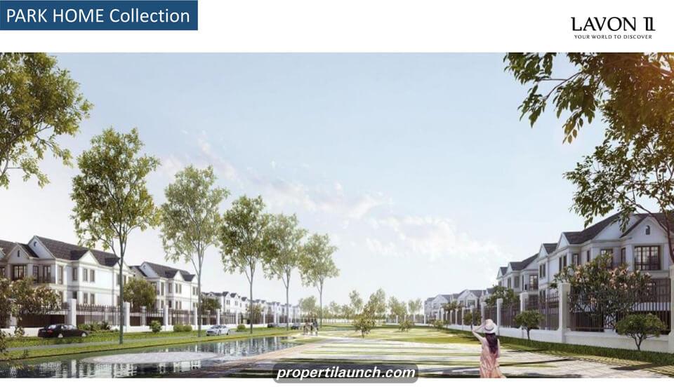 Cluster Park Home Lavon 2