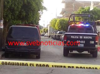 Balacera en Leon Guanajuato este Jueves deja un muerto