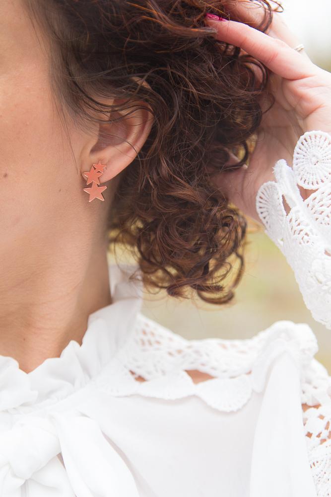 bijou - onecklace - etoiles