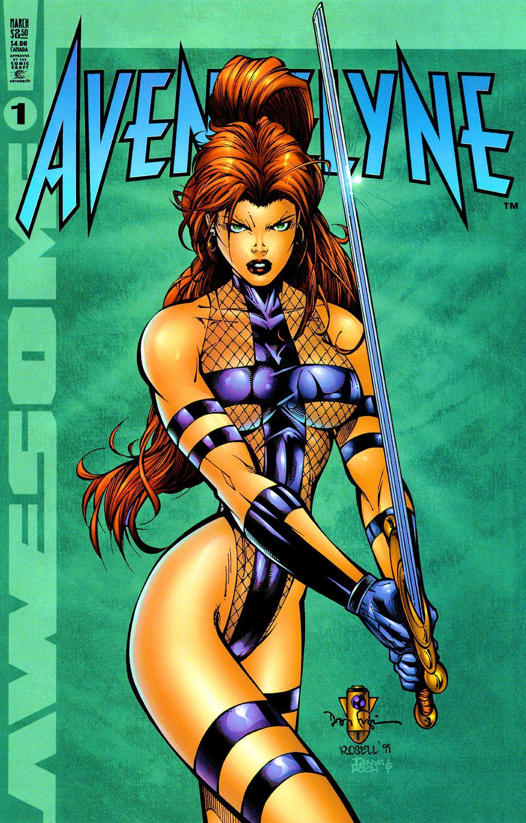 Read online Avengelyne (1999) comic -  Issue #Avengelyne (1999) Full - 3