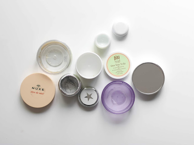 spotřebovaná kosmetika recenze