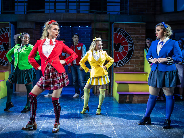 Heathers the musical - Veronica and the Heathers