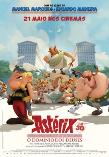 Download Asterix e o Domínio dos Deuses Dublado Torrent