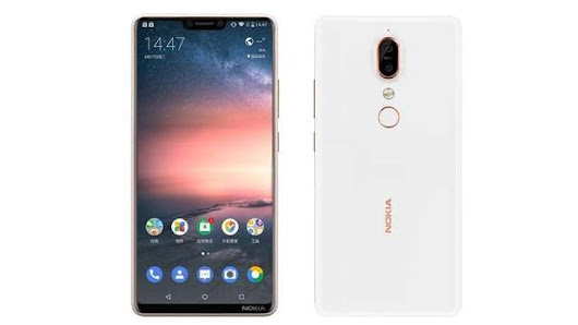 Nokia X6 Smartphone will Launch Today with the Notch | Techmak