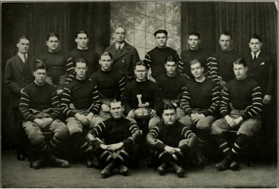 Lehigh Football's Short And Very Brief Encounter With St. Francis (PA) In 1922