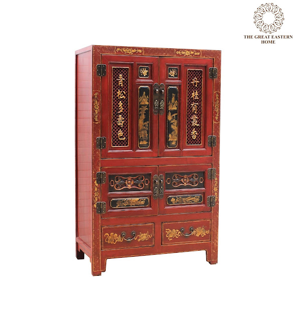 Chinese Cabinet from The Great Eastern Home (2)