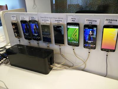 Mobil Otomasyon'da Aynı Test Case'de Birden Fazla Cihaz Kombinasyonu