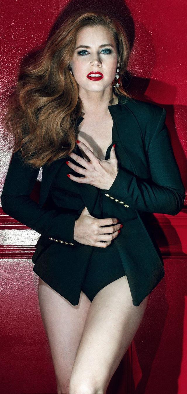 La sexy Amy Adams