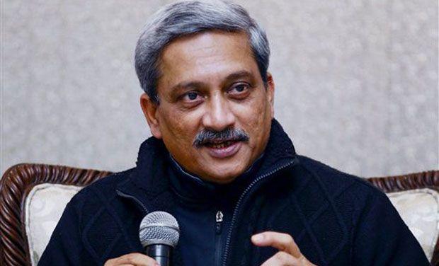 Manhor Parikar