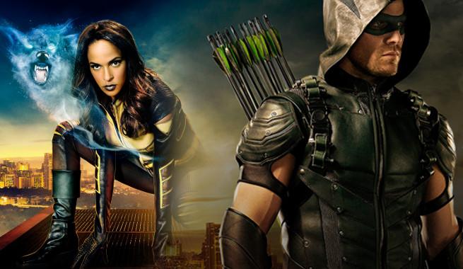 Weird Science DC Comics: Arrow Season 4 Episode 15