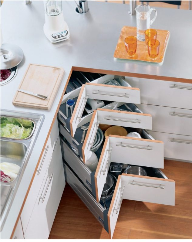Smart Kitchen Organizing Ideas for Your Small Apartment
