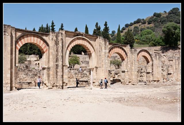 Gran Pórtico Medina Azahara