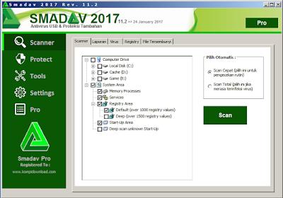 Smadav 2017 REV 11.2 Full Version