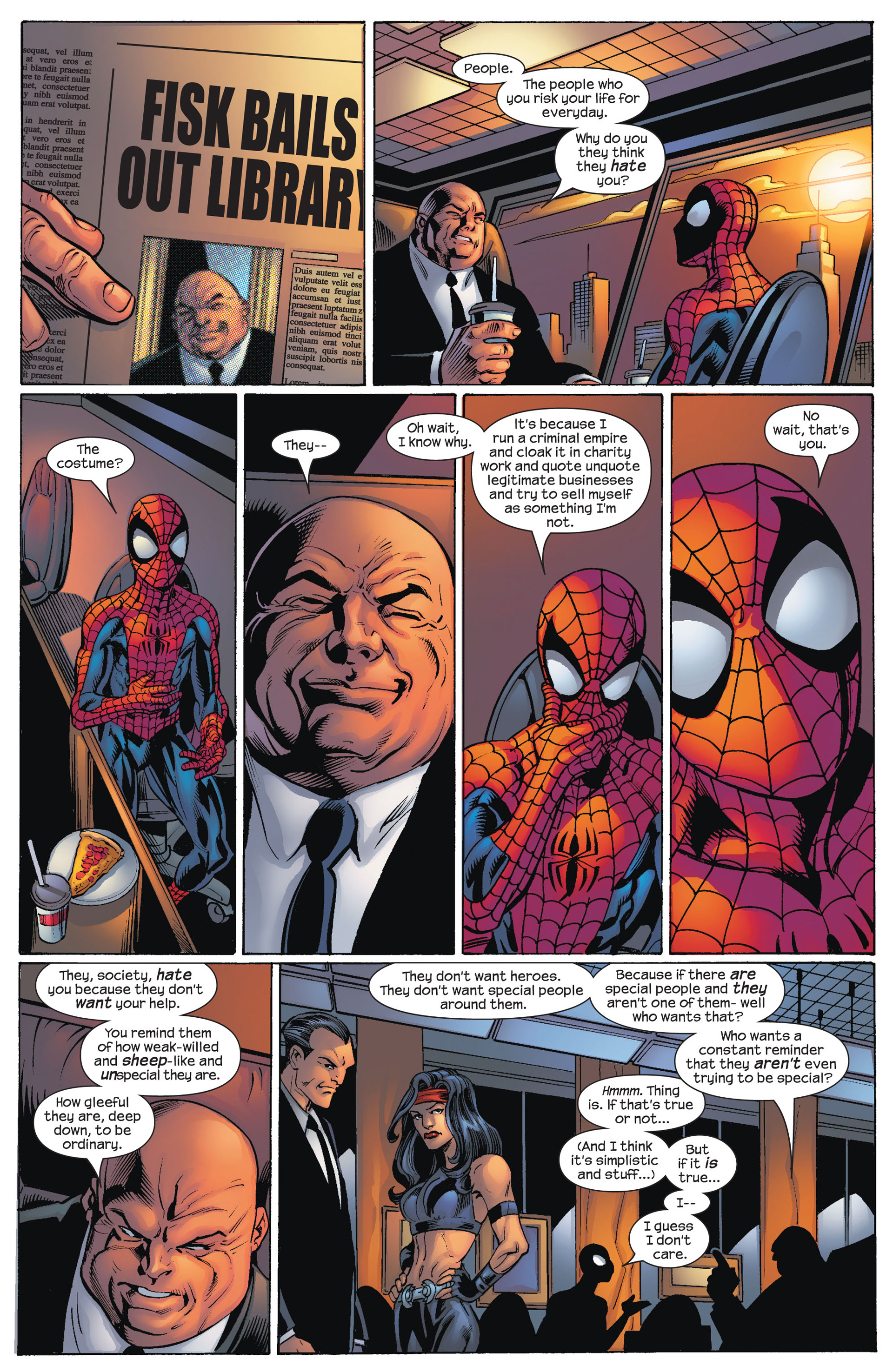 Read online Ultimate Spider-Man (2000) comic -  Issue #80 - 18