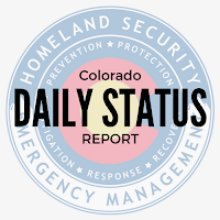 Colorado Daily Status Report image